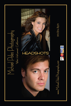 "Download this ""Headshots"" card."
